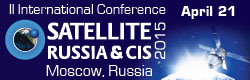 Satellite Russia & CIS 2015
