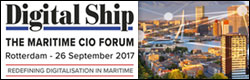 Digital Ship The Maritime CIO Forum Rotterdam